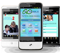 must go mobile - your business here